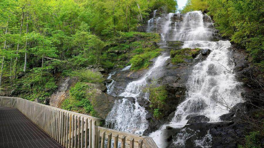 Amicalola Falls — North Georgia Waterfalls