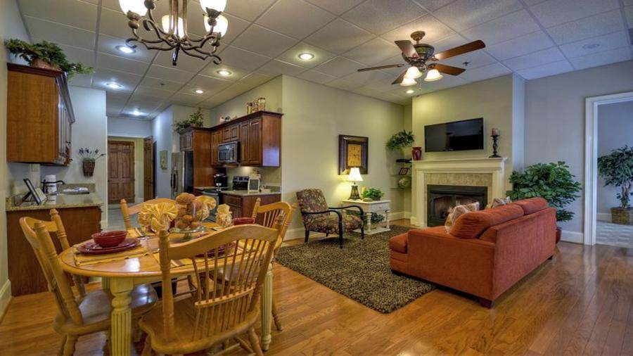 Southern Comfort Cabin Downtown Blue Ridge Rentals
