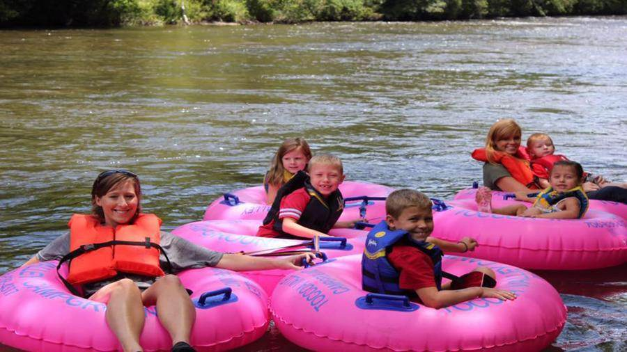 Toccoa Valley Campground-Tubing
