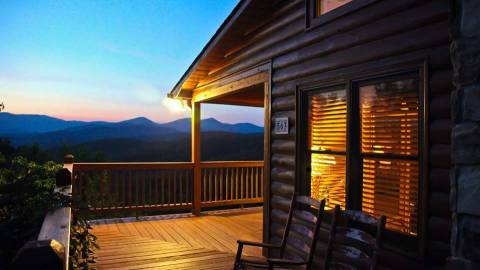 rental rentals red mountain georgia cabins cabin blue top slider ridge in apple ga