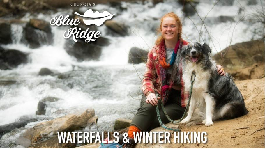 Waterfalls And Winter Hiking Fannin County Chamber Of